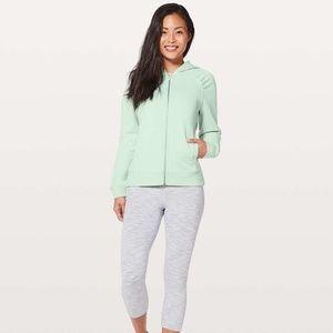 Lululemon Cool & Collected Zip Up Hooded Jacket